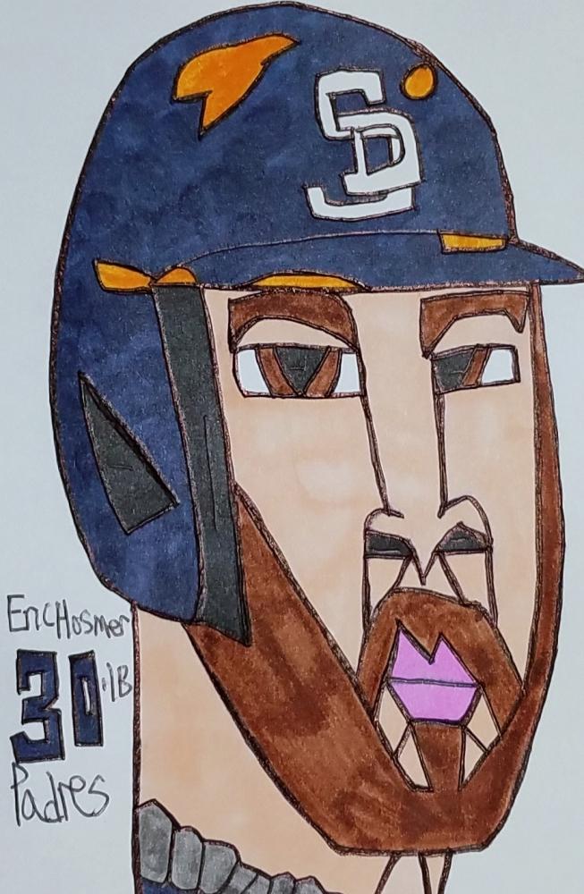 Eric Hosmer by armattock